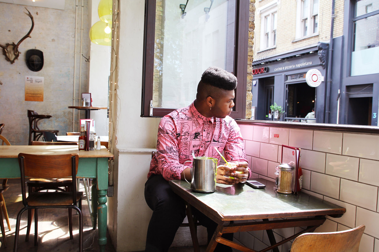 Image of #AROUNDTOWN featuring MNEK