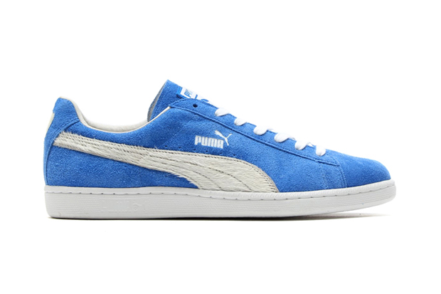 "Image of atmos x PUMA First Round ""Nautical Blue"""