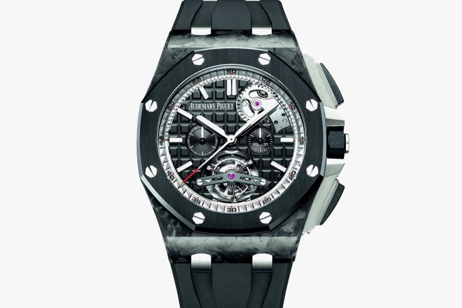 Image of Audemars Piguet Royal Oak Offshore Selfwinding Tourbillon Chronograph