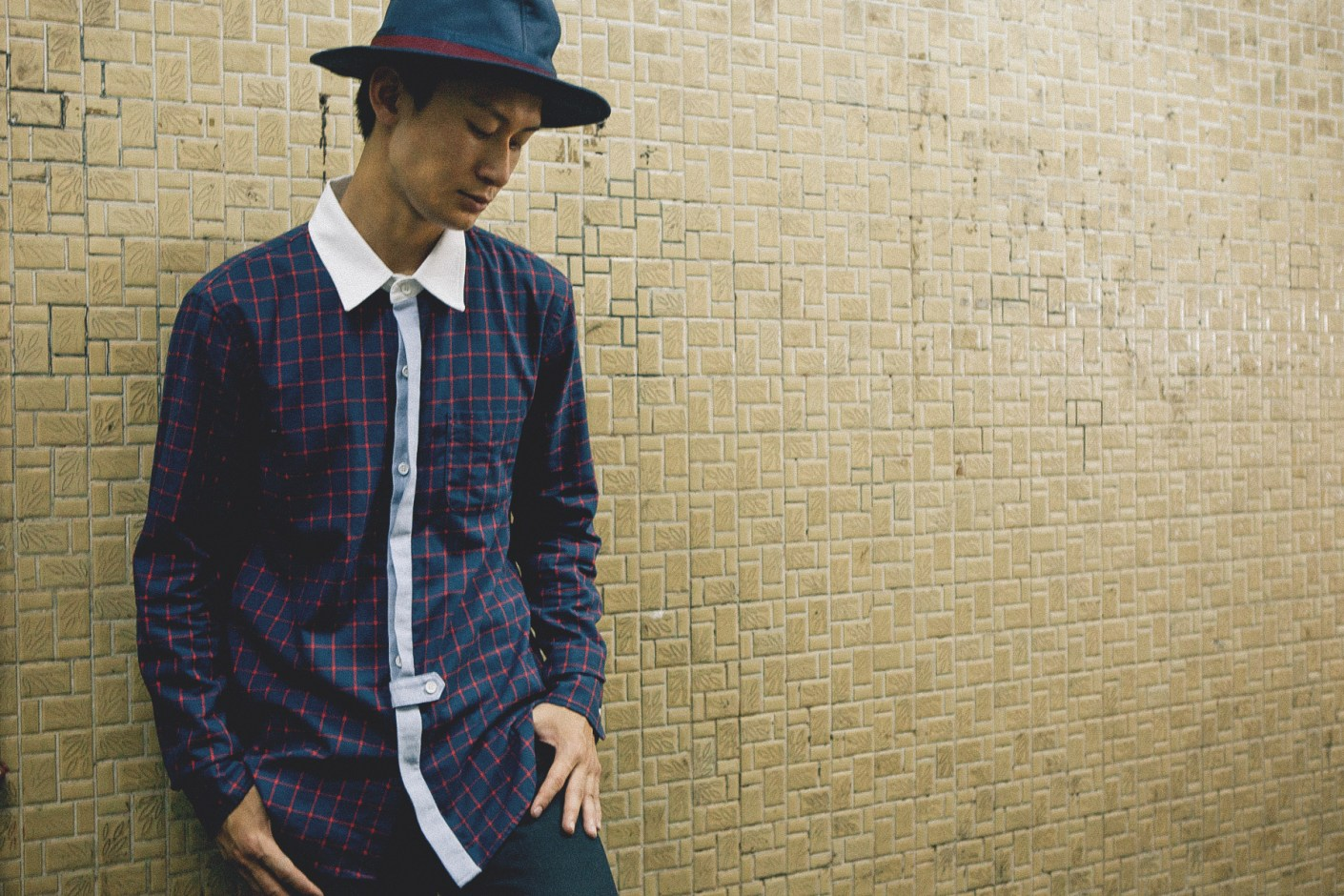 Image of Band of Outsiders 2014 Fall/Winter Shirt Collection