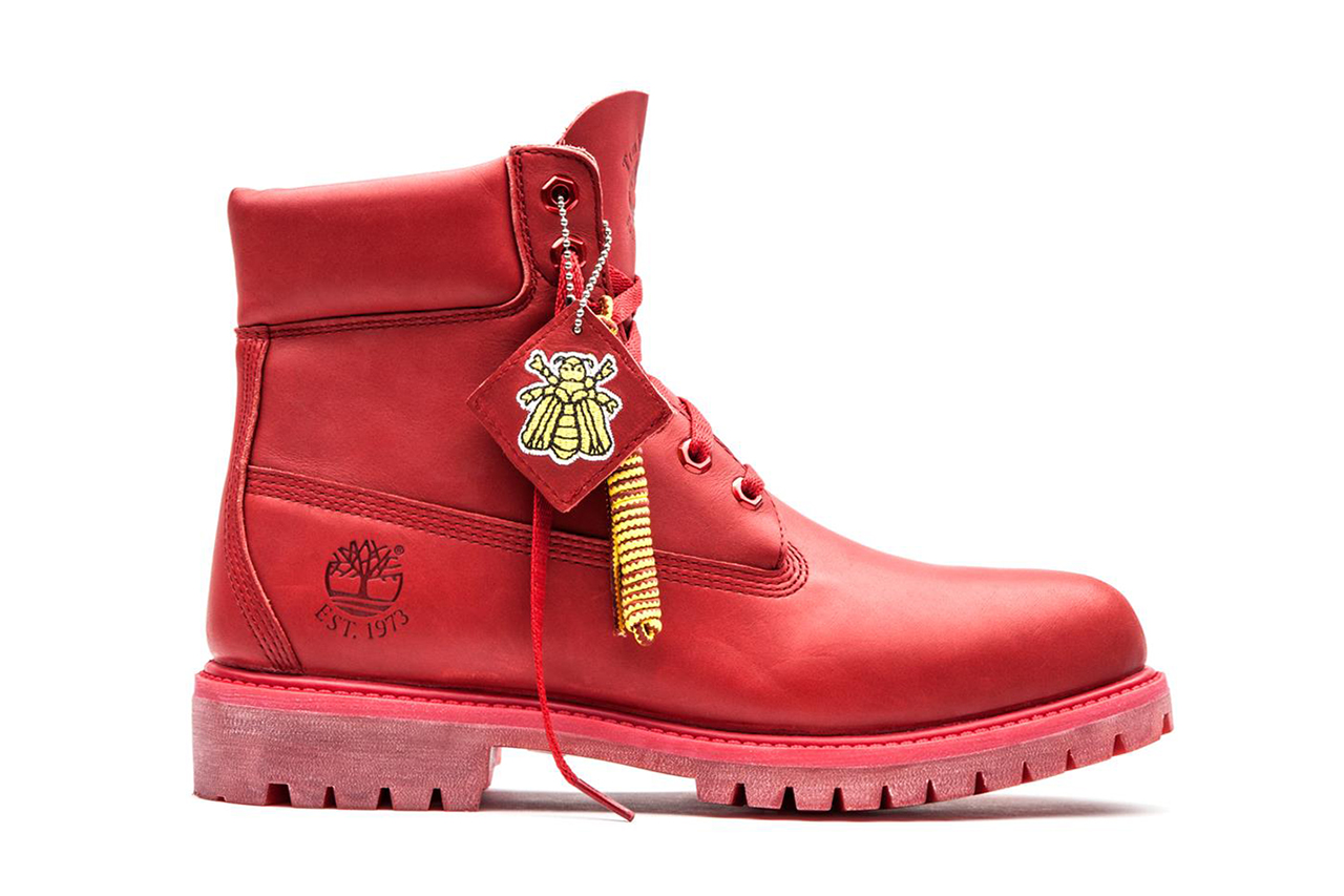 Image of Bee Line for Billionaire Boys Club x Timberland 6-Inch Boot