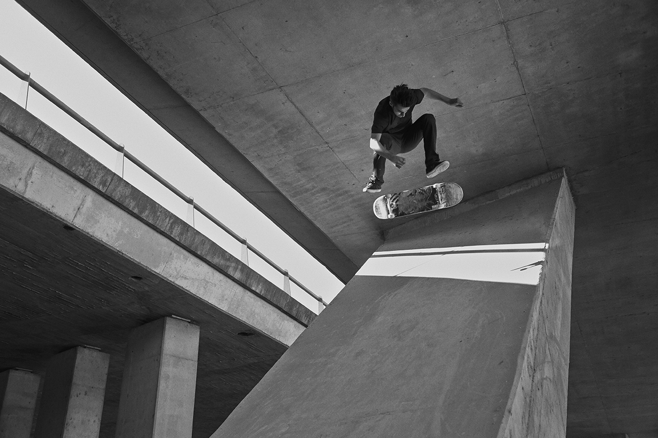 Image of Behind the Scenes of Converse's CONS Weapon Shoot in Lisbon