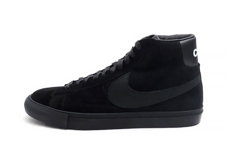 Image of BLACK COMME des GARÇONS x Nike Blazer High Premium CDG SP