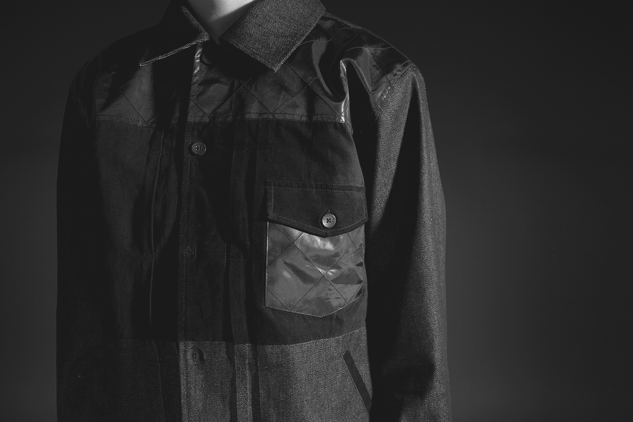 Image of Black Scale 2014 Fall/Winter Lookbook