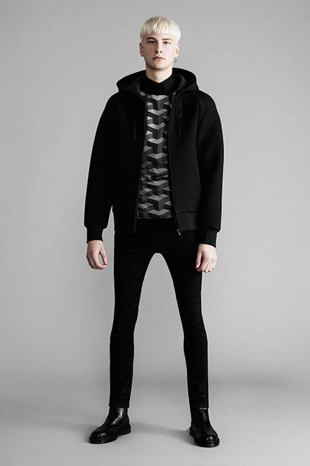 Image of BLACKBARRETT by Neil Barrett 2014 Fall/Winter Lookbook