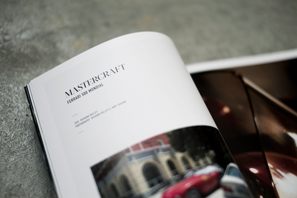 "Image of Blackbird Vol. 4 ""Mastercraft"""