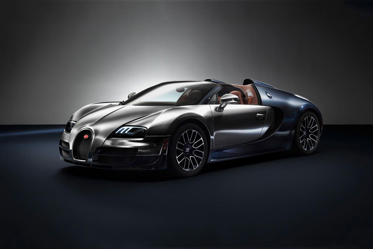 """Image of Bugatti Legends Veyron Grand Sport Vitesse """"Ettore Bugatti"""" Edition"""