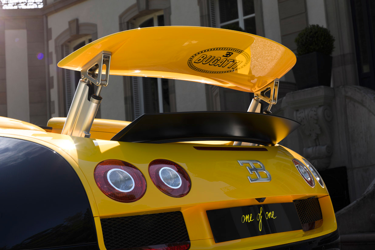 "Image of Bugatti Veyron Grand Sport Vitesse ""1 of 1"""