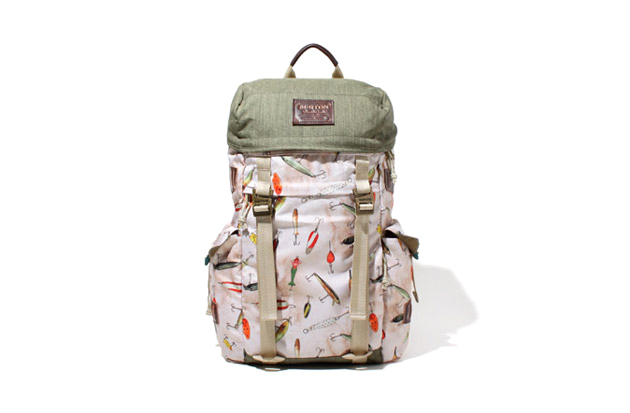 "Image of Burton 2014 Fall/Winter ""Fishing Lure"" Collection"