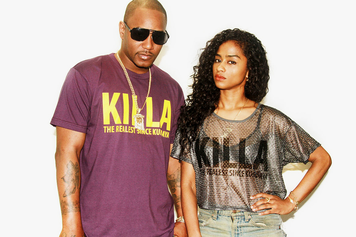 Image of Cam'ron x VIOLETTE 2014 Summer Collection
