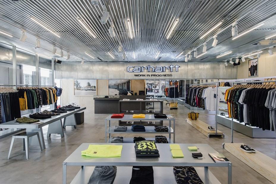 Image of Carhartt WIP Beijing Opening