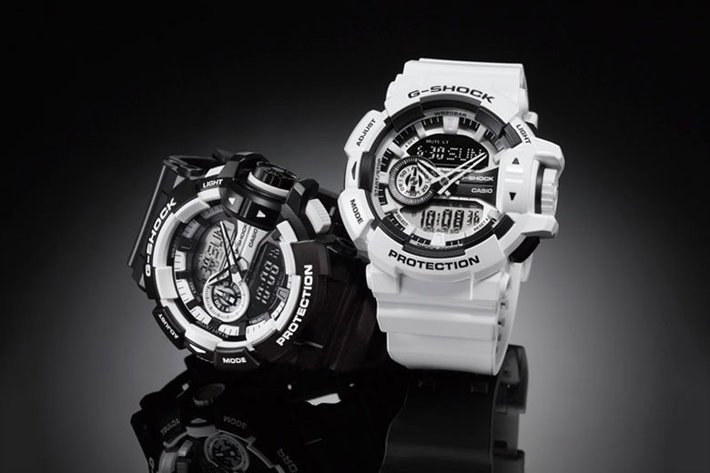 "Image of Casio G-Shock 2014 ""Hyper Colors"" Collection"