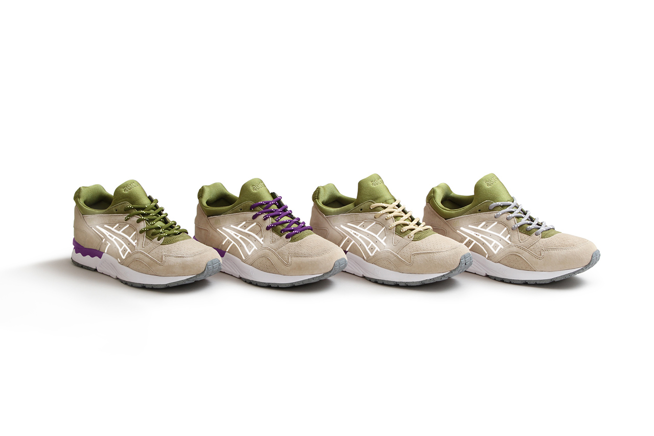 """Image of Concepts for ASICS Gel Lyte V """"The Phoenix"""""""