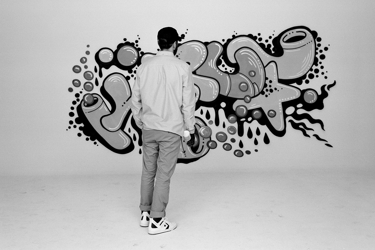 Image of Converse CONS Talks Writing Graffiti with Kaput
