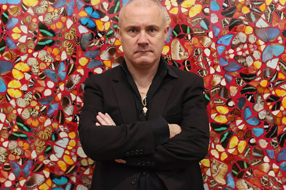 Image of Damien Hirst to Build His Own Town in North Devon
