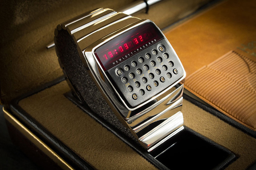 Image of Did Hewlett-Packard Design the World's First Smartwatch?
