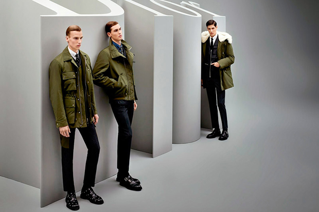 Image of Dior Homme 2014 Fall/Winter Campaign