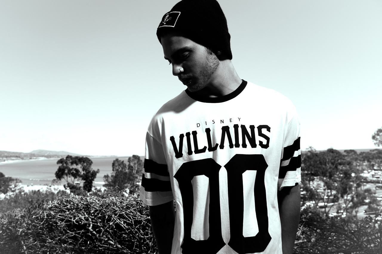 "Image of Disney x Neff 2014 ""Villains"" Collection"
