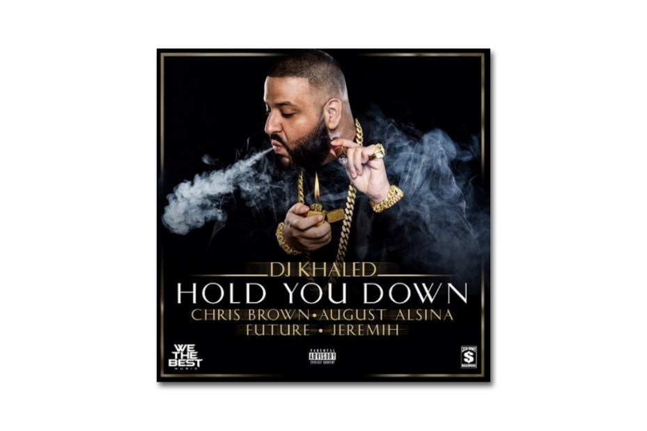Image of DJ Khaled featuring Chris Brown, August Alsina, Future & Jeremih – Hold You Down