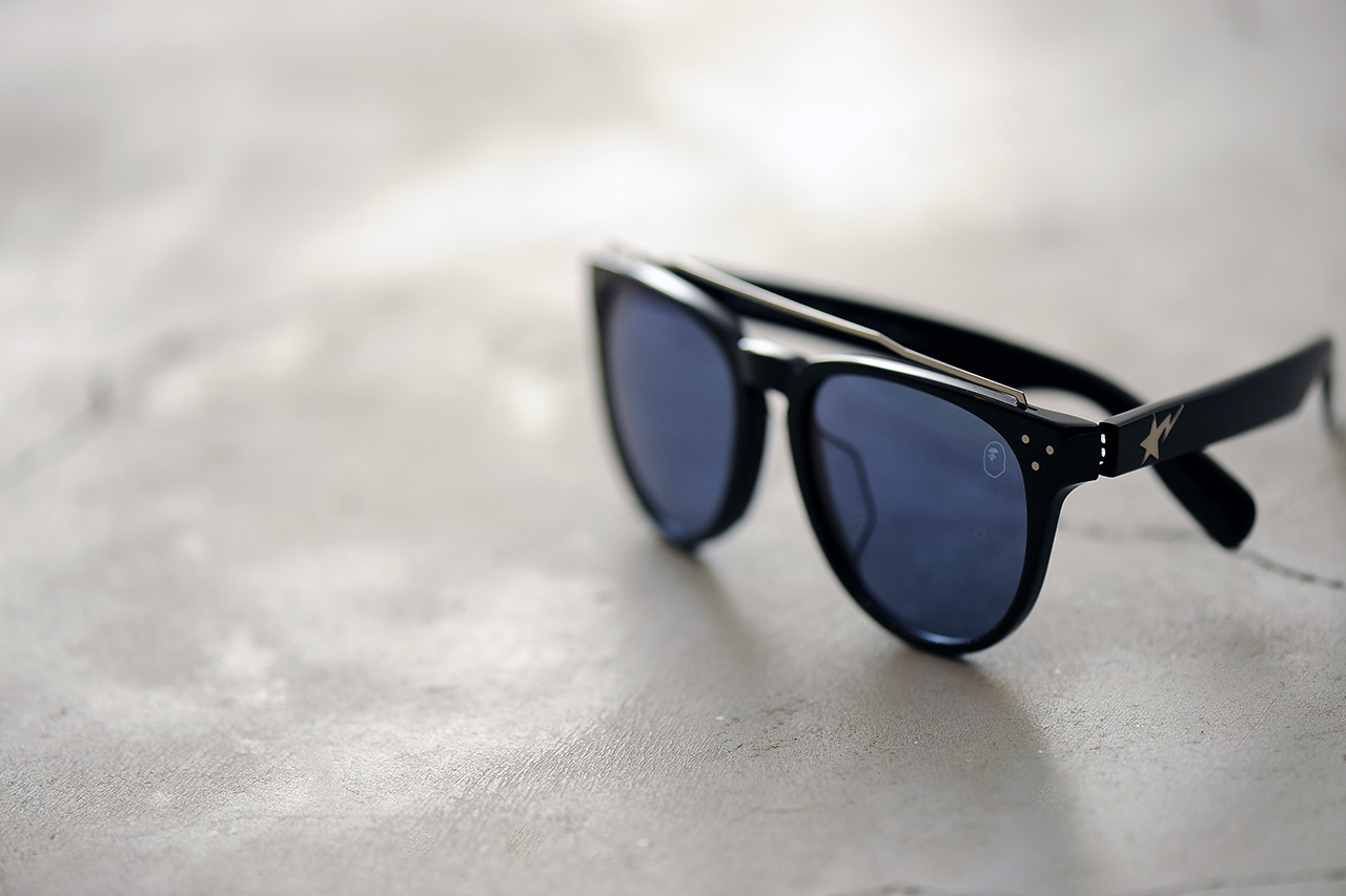 Image of EAST TOUCH x A Bathing Ape Eyewear Sunglasses