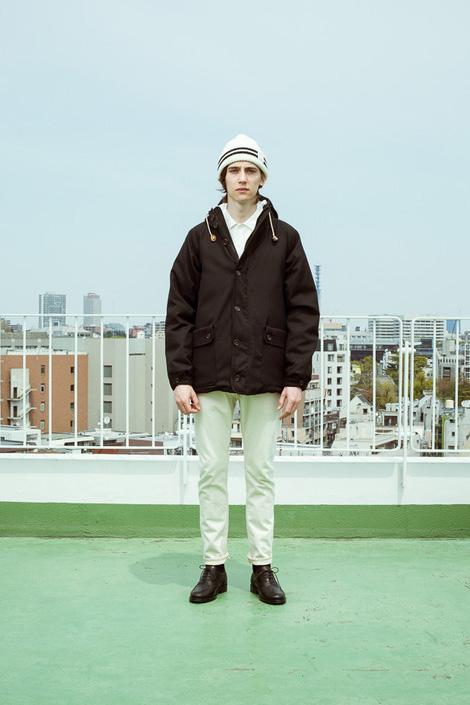 Image of .efiLevol 2014 Fall/Winter Lookbook