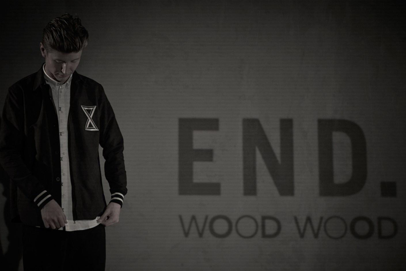 Image of END. x Wood Wood Capsule Collection