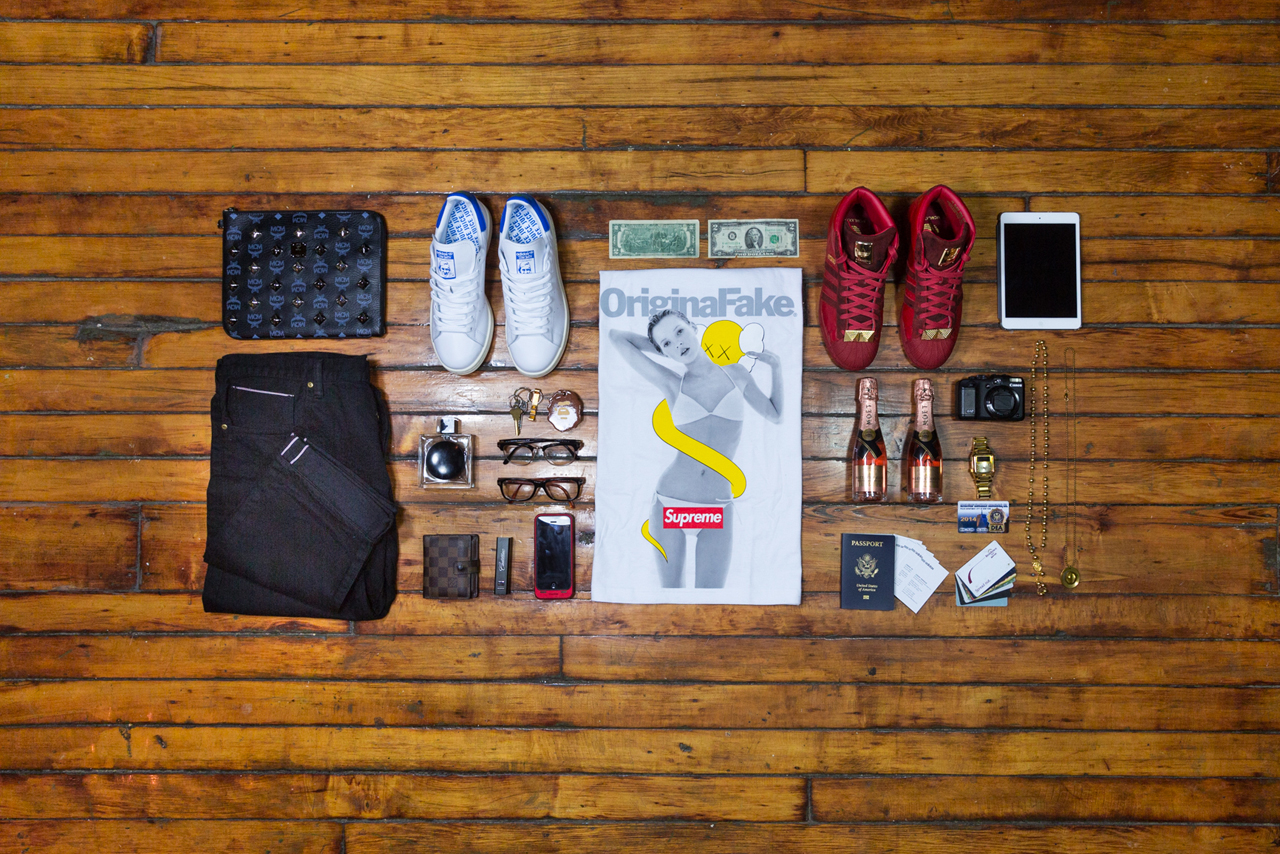 "Image of Essentials: Jusepet ""Juice"" Rodriguez of adidas"