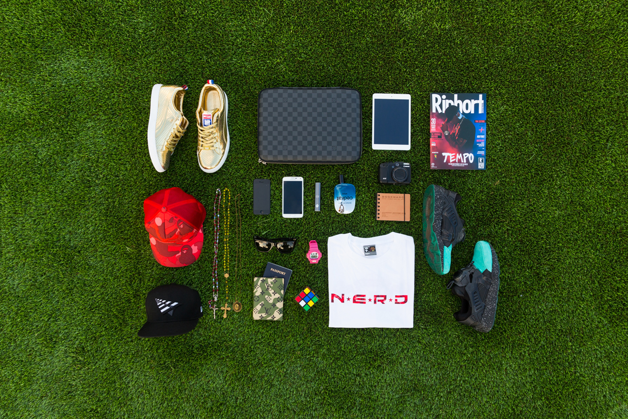 Image of Essentials: Leo Rodriguez of PUMA