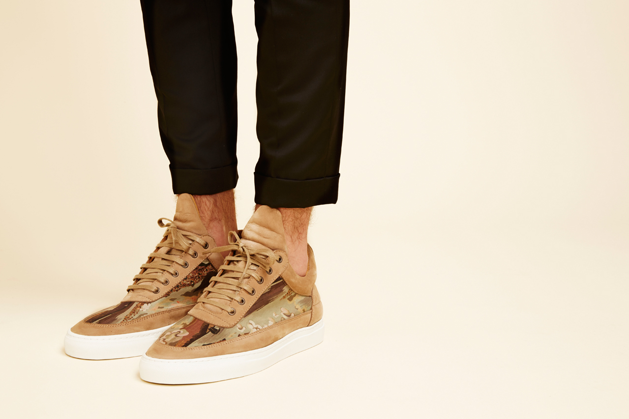Image of Filling Pieces 2014 Fall/Winter Lookbook