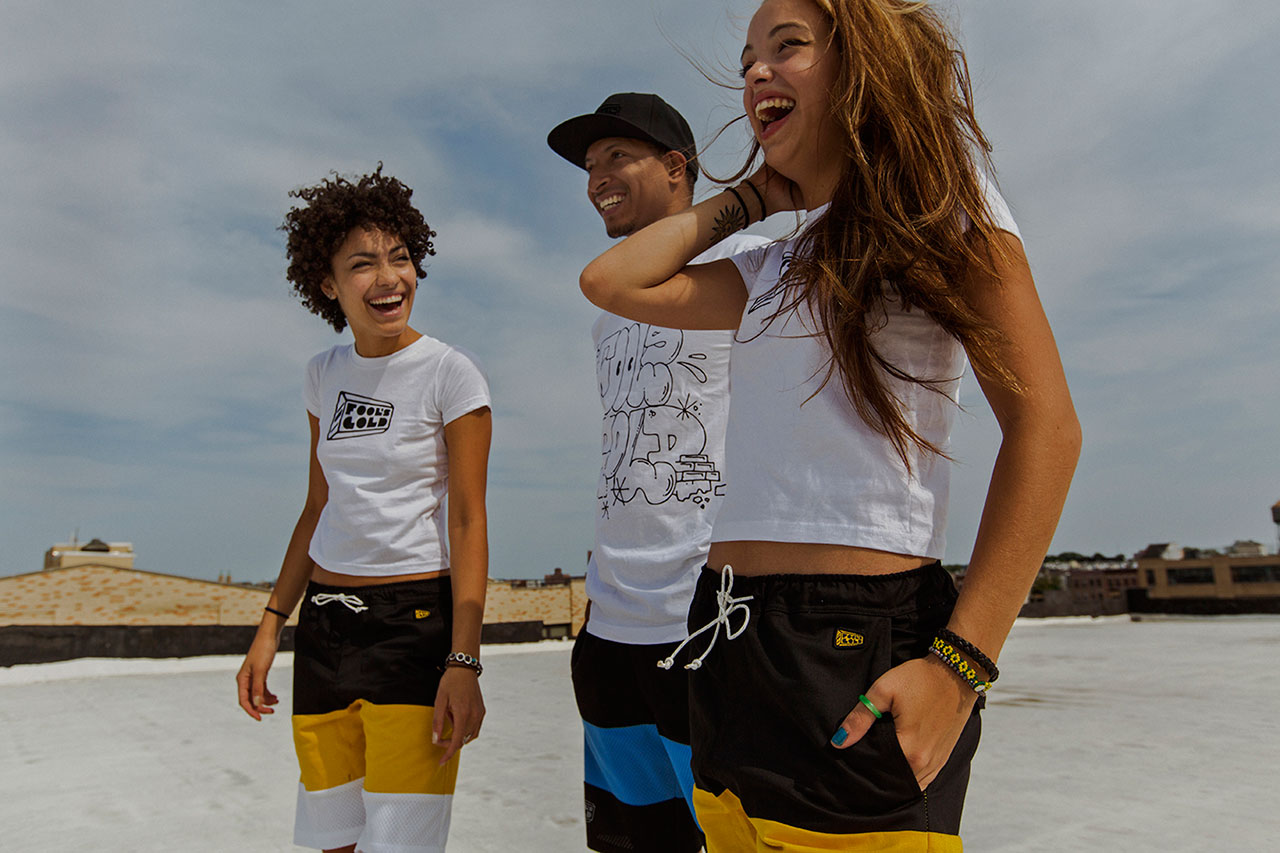 Image of Fool's Gold x Najeeb Sheikh 2014 Capsule Collection