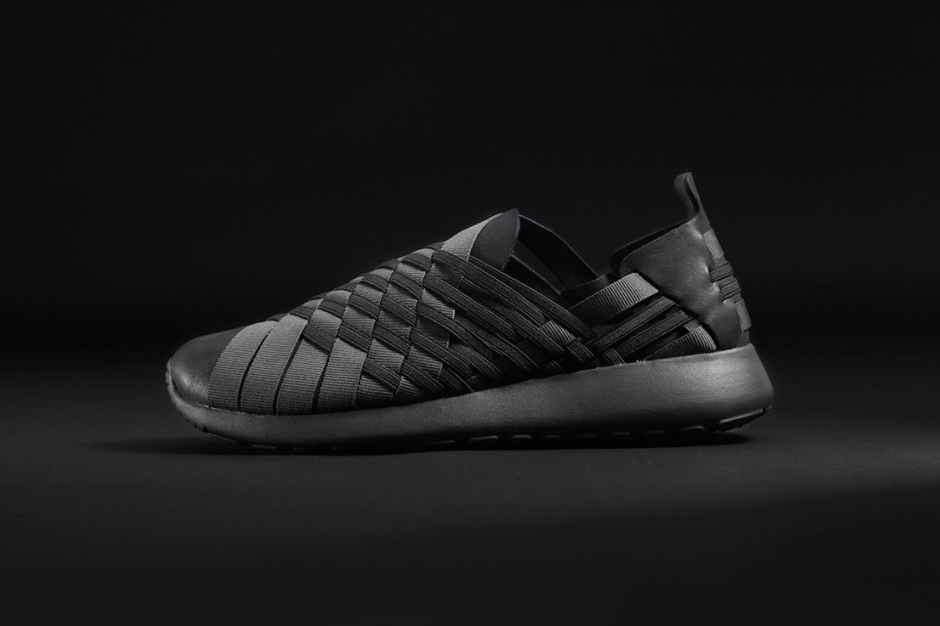 """Image of Foot Locker Teams Up with adidas Originals and Nike for Exclusive """"Triple Black"""" Collection"""
