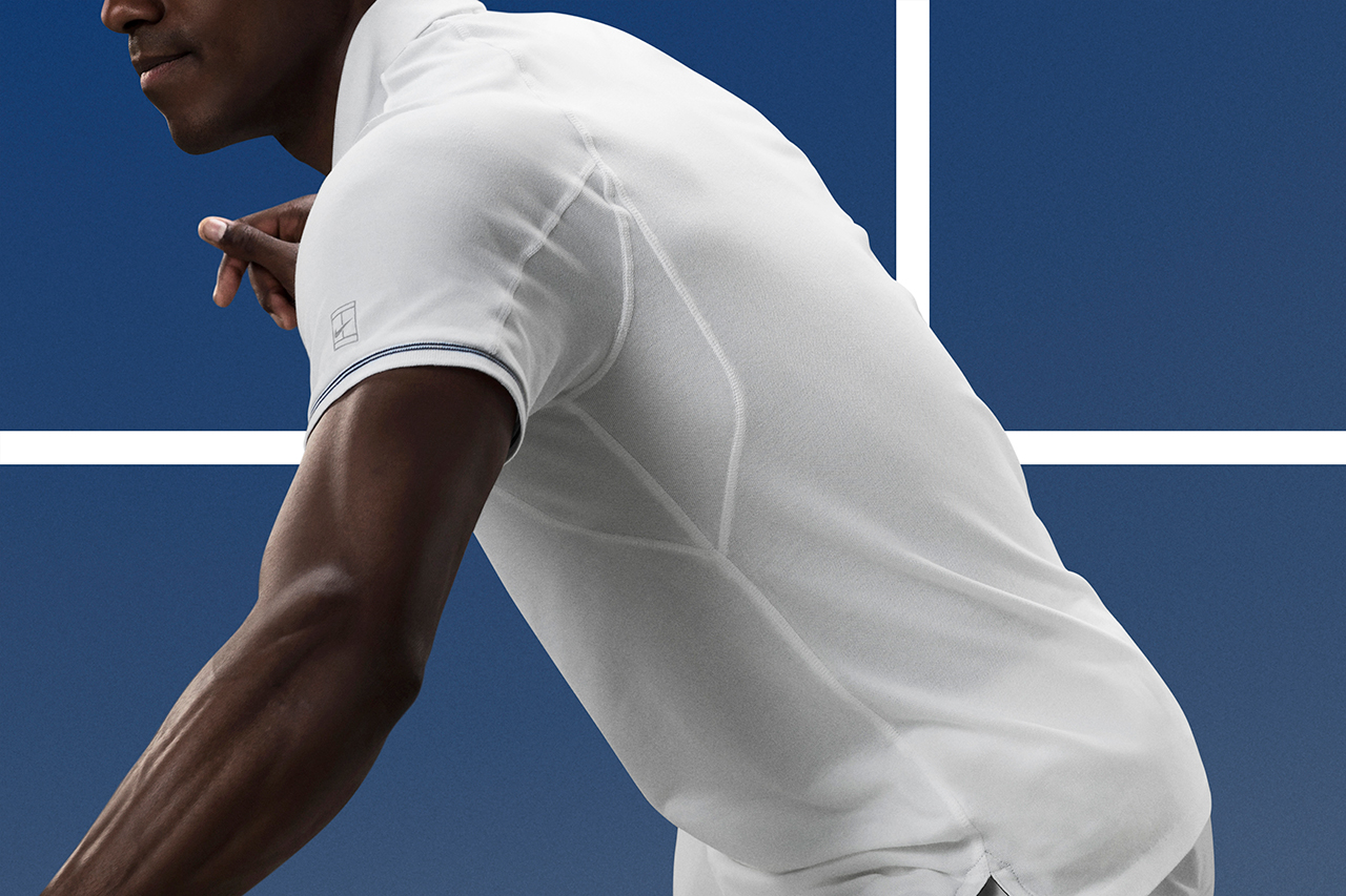 Image of fragment design x Nike Court Apparel Collection