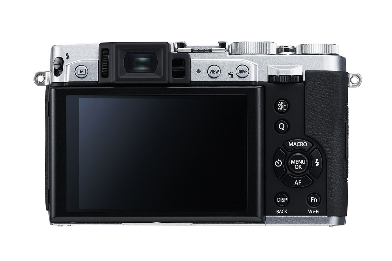 Image of Fujifilm X30 Enthusiast Compact Camera