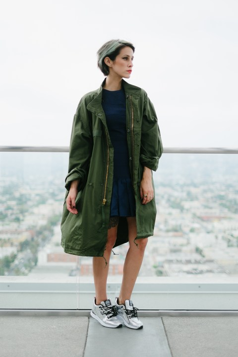 Image of Gourmet Women's 2014 Fall/Winter Lookbook