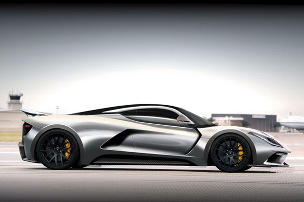 Image of Hennessey Reveals the 1,400 hp and Proposed 290 mph Venom F5
