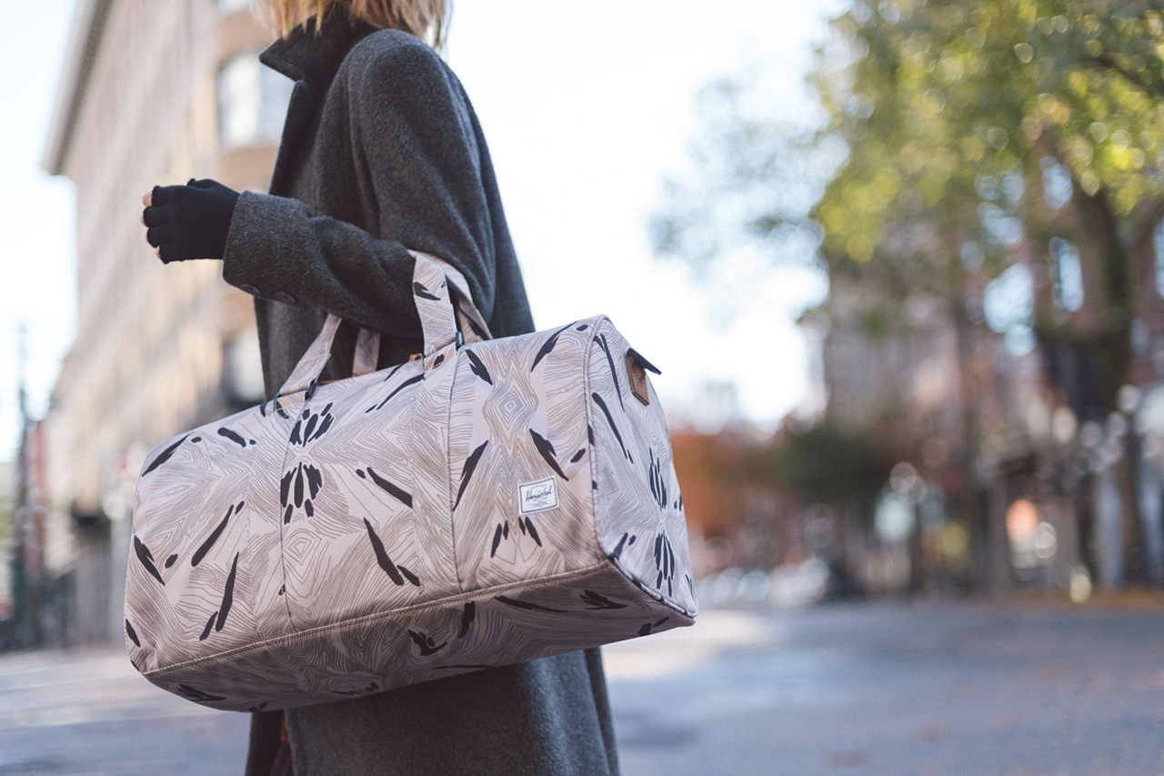 Image of Herschel Supply Co. 2014 Fall Geo Print Collection