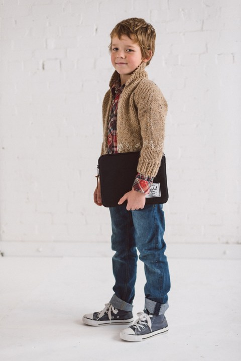 Image of Herschel Supply Co. 2014 Fall Kids Collection