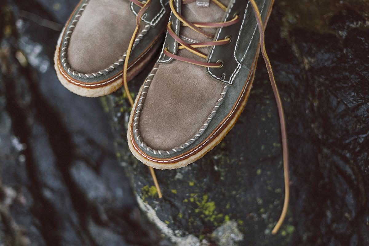 Image of Herschel Supply Co. x Clarks Originals Vulco Guide Boot