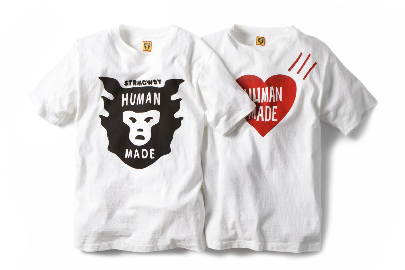 Image of HUMAN MADE 2014 Fall/Winter T-Shirts