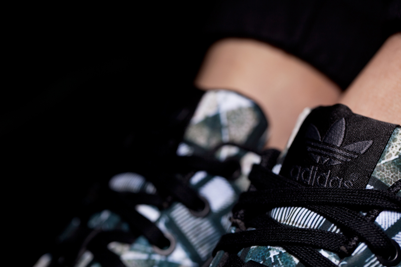 Image of HYPEBEAST Tests Out the adidas miZXFLUX App