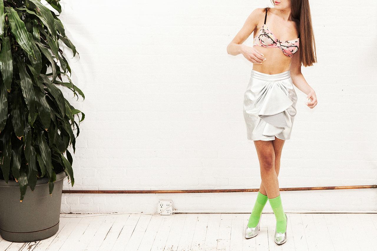 Image of ICNY x Fleur du Mal 2014 Fall Editorial