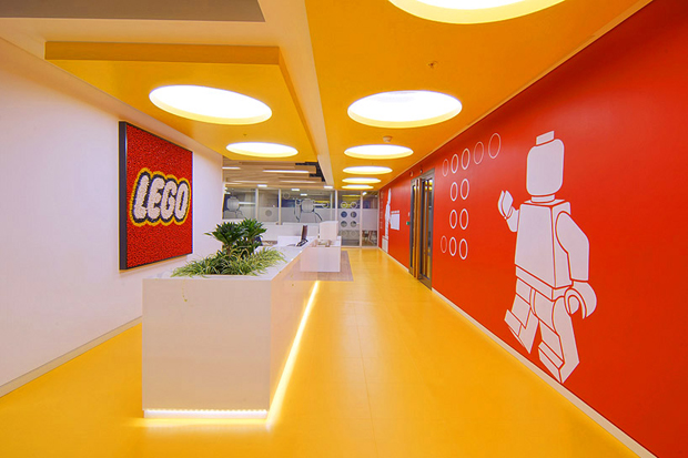 Image of Inside LEGO's Istanbul Headquarters