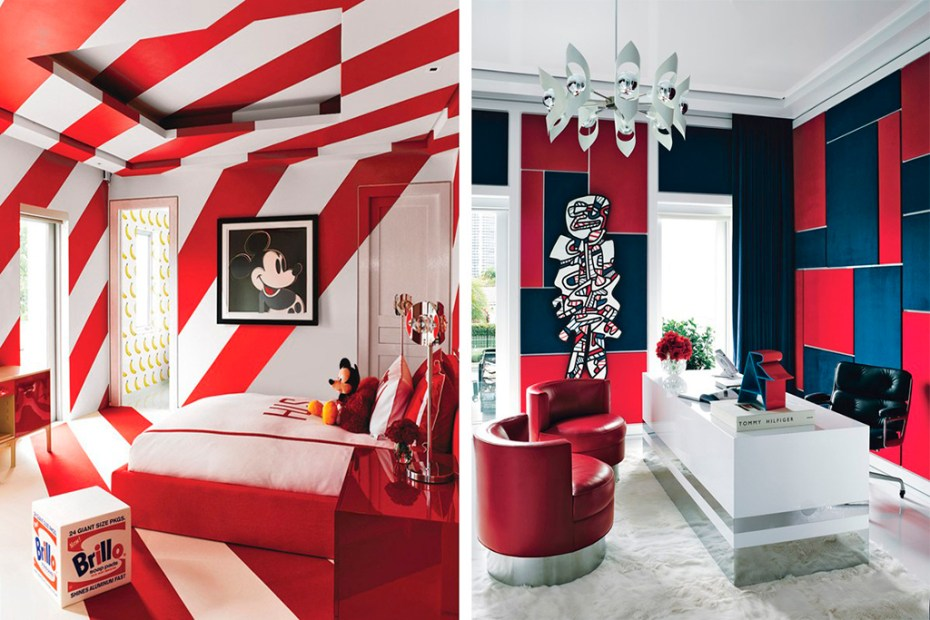 Image of Inside Tommy Hilfiger's Miami Home