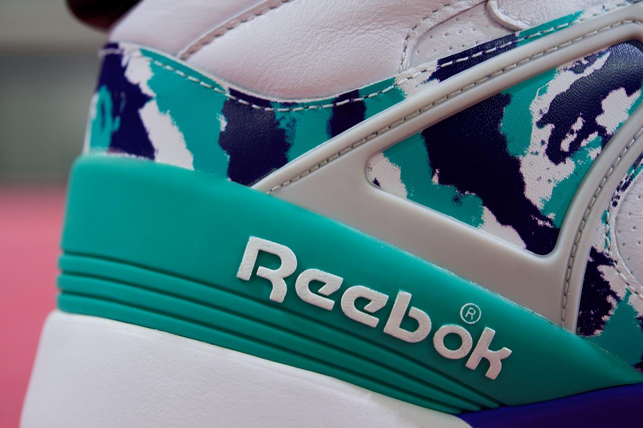 Image of INVINCIBLE x Reebok Pump 25th Anniversary