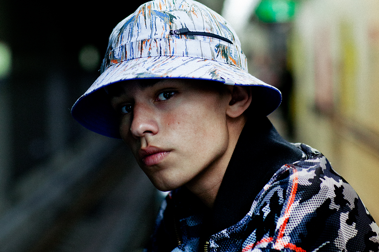Image of Kangol 2015 Spring/Summer Lookbook