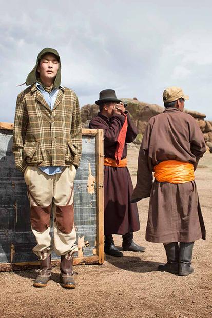 "Image of Kapital 2014 Fall/Winter ""Peace Pilgrim"" Lookbook"