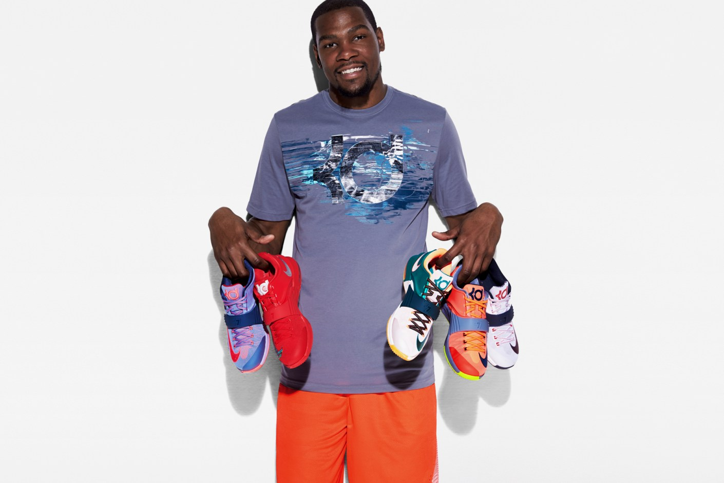 Image of Kevin Durant to Sign with Under Armour?