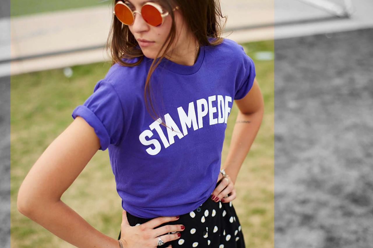 Image of King Stampede 2014 Lookbook
