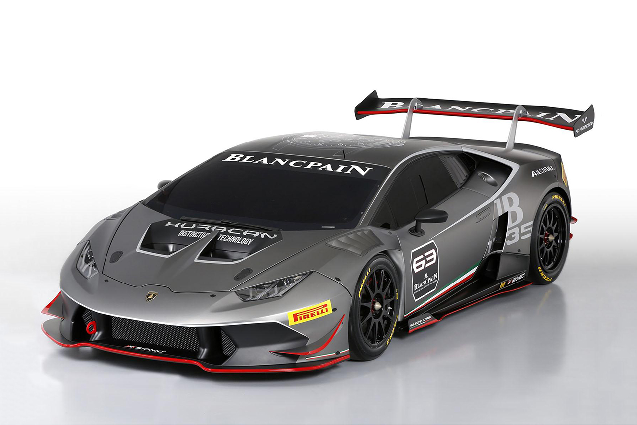 Image of Lamborghini Huracán LP 620-2 Super Trofeo