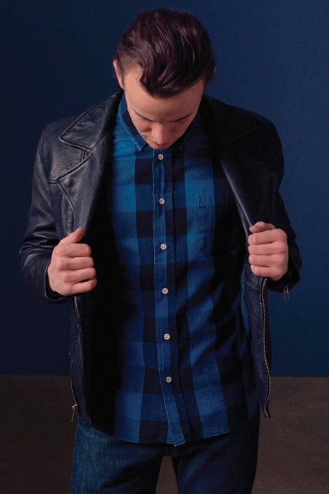Image of Levi's Made & Crafted 2014 Fall/Winter Lookbook